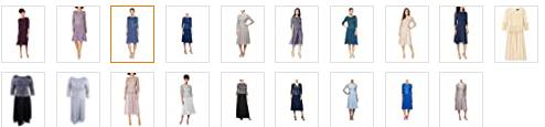 Women's Sequin Lace Mock Dress2